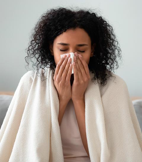 La grippe est déclarée : conseils santé