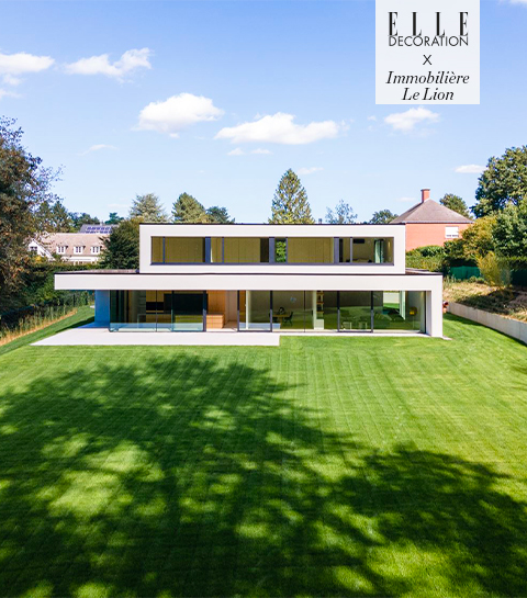 Superbe villa contemporaine à Rhode-Saint-Genèse
