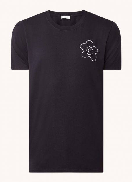 sandro-t-shirt-en-coton-avec-broderie