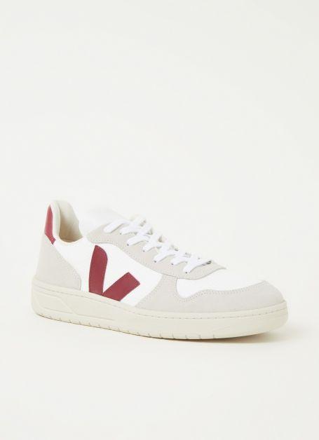 veja-sneaker-v-10-avec-details-en-cuir-et-daim
