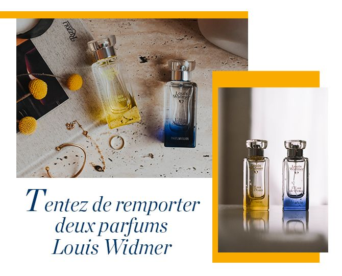 Image des parfums Eau de Peau de Louis Widmer