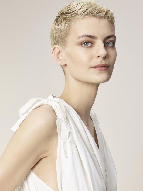 Dessange Paris Cheveux blond courts californien
