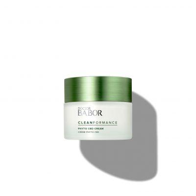 BABOR CLEANFORMANCE Phyto CBD Cream, 50 ml