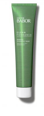 BABOR CLEANFORMANCE Renewal Overnight Mask, 75 ml