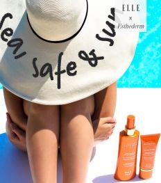 Concours : sublimez votre bronzage avec les soins solaires Esthederm