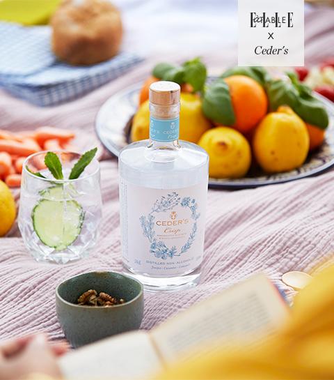 Ceder's, les gins sans alcool qui affolent les papilles