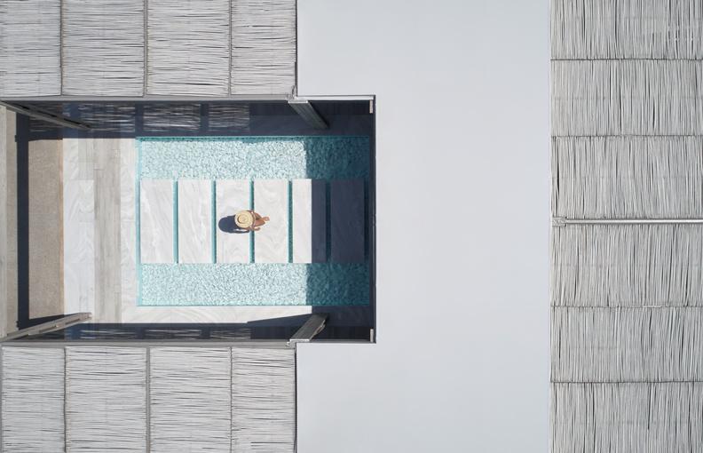 sani resort piscine