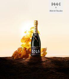 MOËT & CHANDON GRAND VINTAGE 2013, la quintessence d'une année