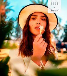 Testez MY WAY, le nouveau parfum féminin de Giorgio Armani