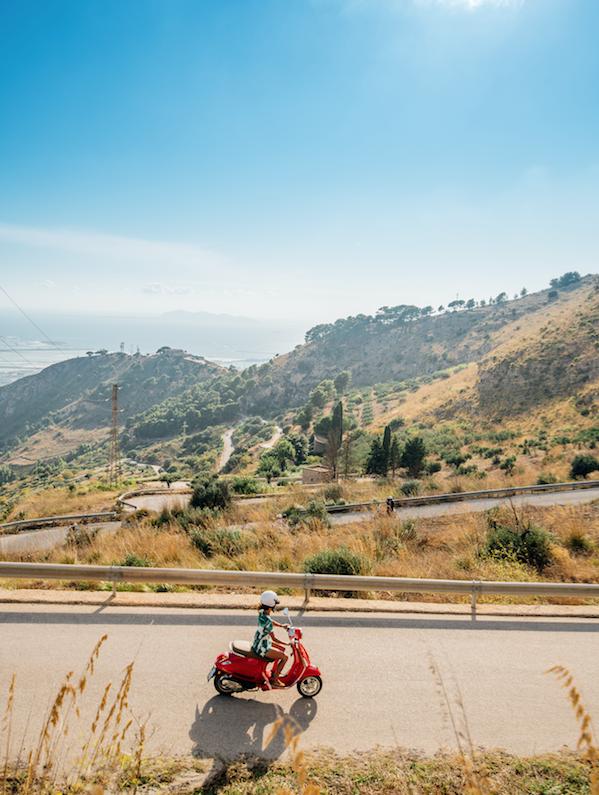 Roadtrip : parcourir l'Italie en vespa - 6