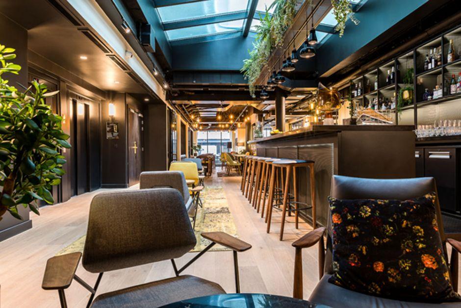 LAZ' – bar et lobby 6