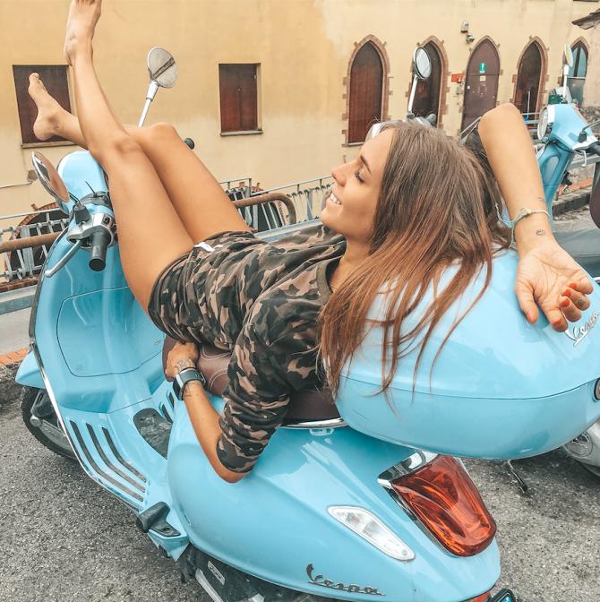 Roadtrip : parcourir l'Italie en vespa - 5