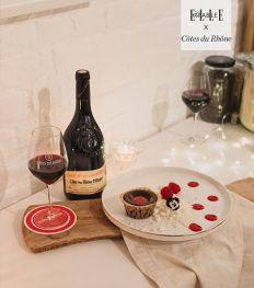 Taste of Friendship : des workshops gastronomiques exclusifs avec Leslie en Cuisine et Côtes du Rhône