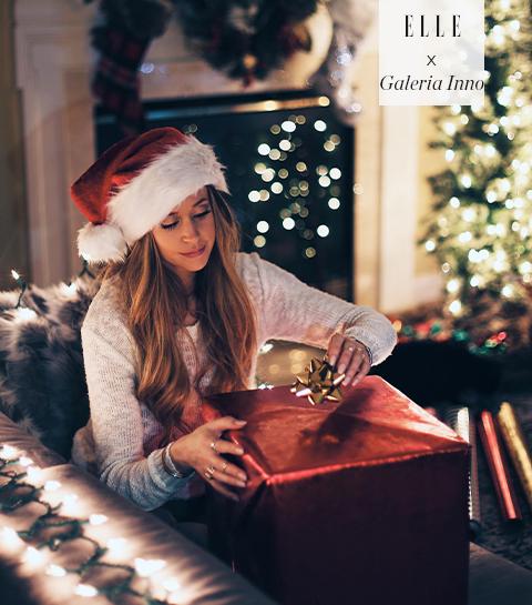 Inscrivez-vous aux shopping days ELLE x Galeria Inno et profitez d'un avant-gout de Noël !