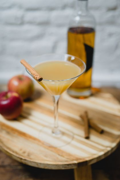 Cocktail : Le verger d'or