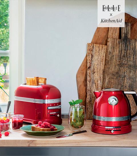 Remportez votre set petit-déjeuner KitchenAid