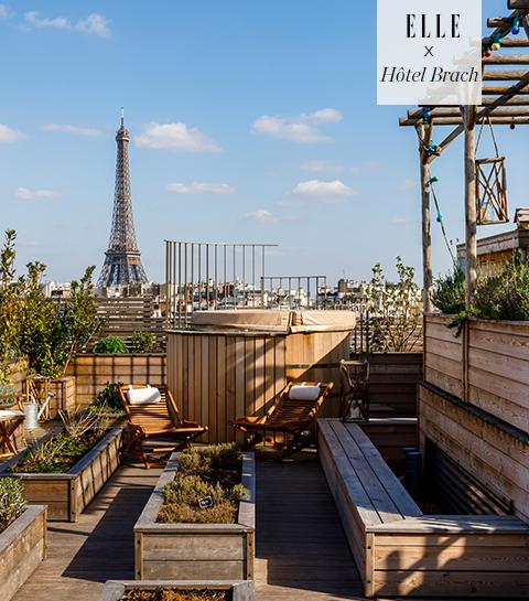 Hôtel Brach : le parisien qui nous fait craquer