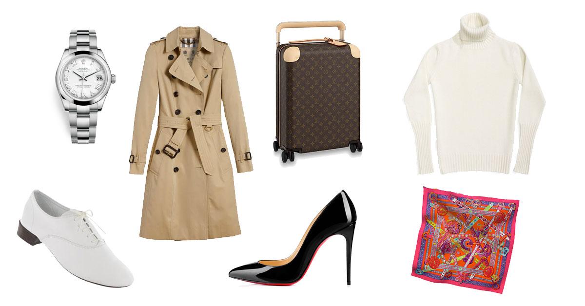 meilleur pas cher 44384 0d52c Louboutin, Chanel, Burberry, Louis Vuitton, combien coûtent ...