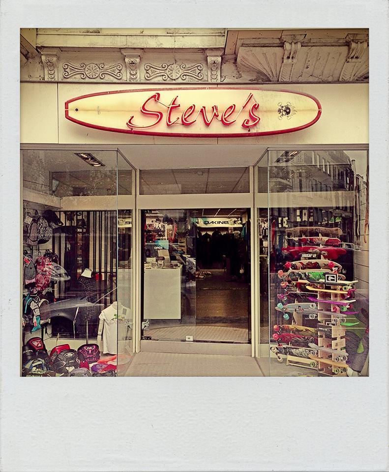 steve's skate shop