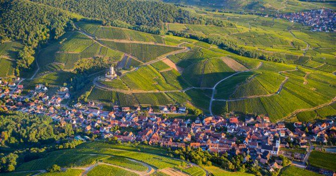La ELLE TEAM vous emmène sur la Route des Vins d'Alsace - 2