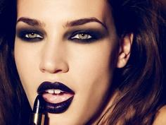 lèvres glam rock