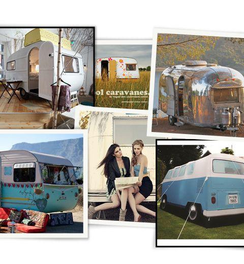 La caravane, le nouveau it-chic de l'été?