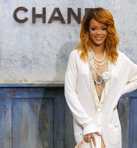 On a vu qui en front row au défilé Chanel haute couture?