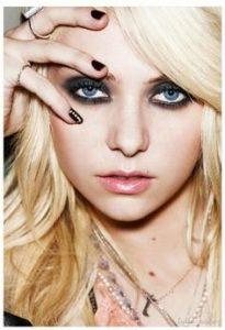 make-up glam rock