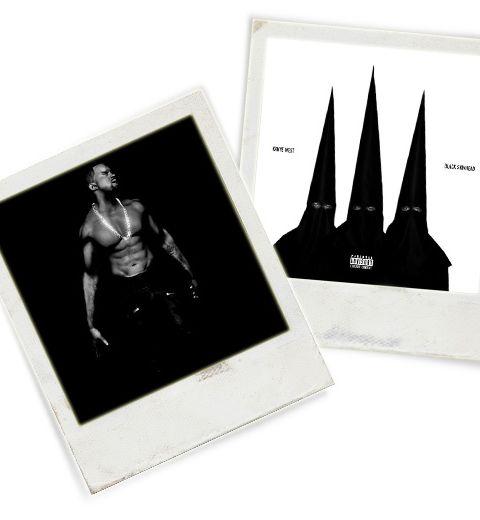 La nouvelle (et officielle) version du clip de Black Skkkn Head de Kanye West