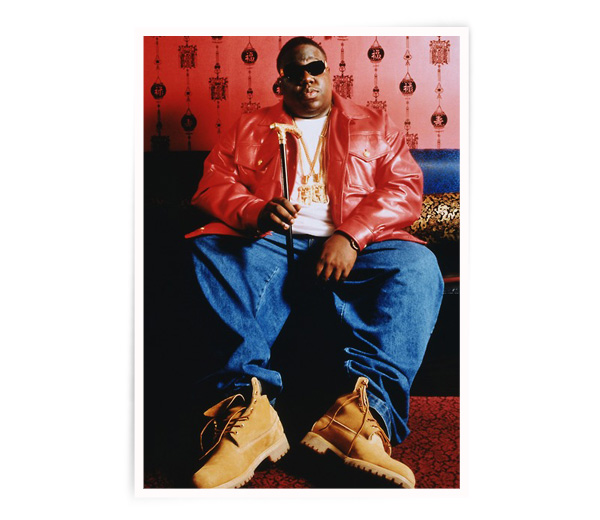 notorious big timberland