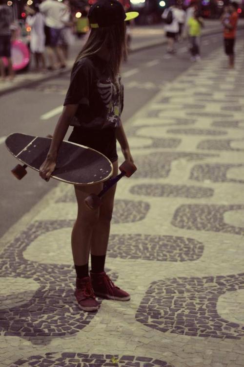 15 looks pour faire du skate- Page 5 sur 13 - ELLE.be