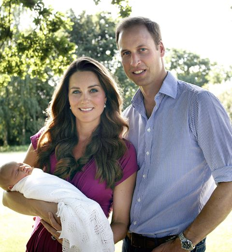 Comment va le Royal Baby ?