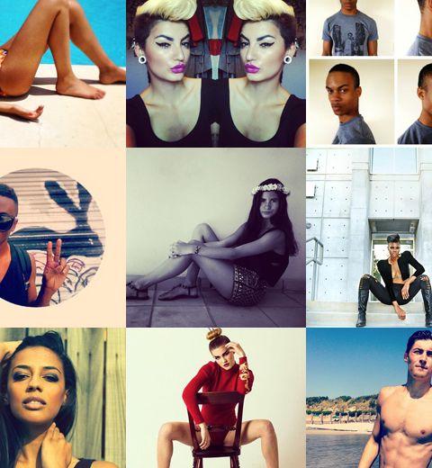 Une agence de mannequins recrute via Instagram