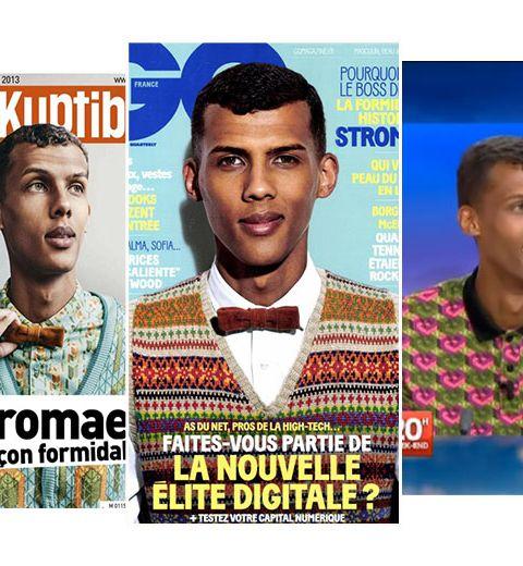 Stromae encensé par les médias français