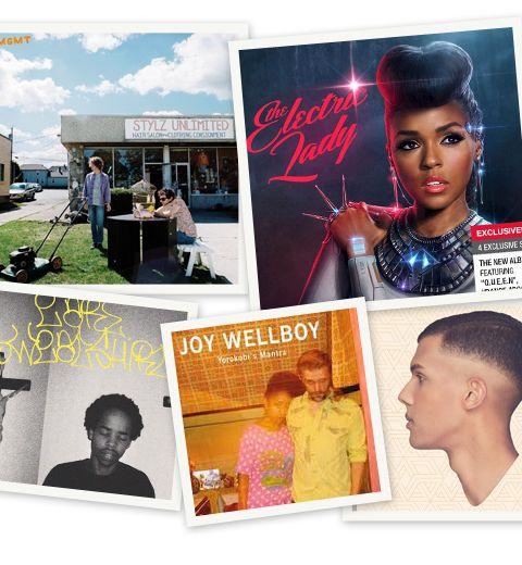 Les 10 albums de la rentrée