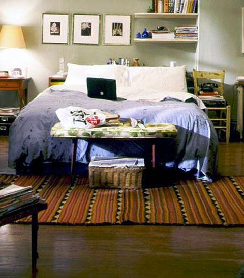 À quoi ressemblent les plans de l'appartement de Carrie Bradshaw?