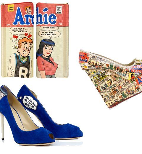 La collection Archie's girls de Charlotte Olympia