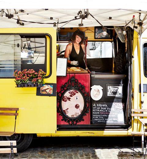 Quels sont les meilleurs food trucks de Bruxelles?