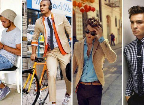 10 idées pour habiller son mec à la rentrée (et s'assurer de sa sexitude)