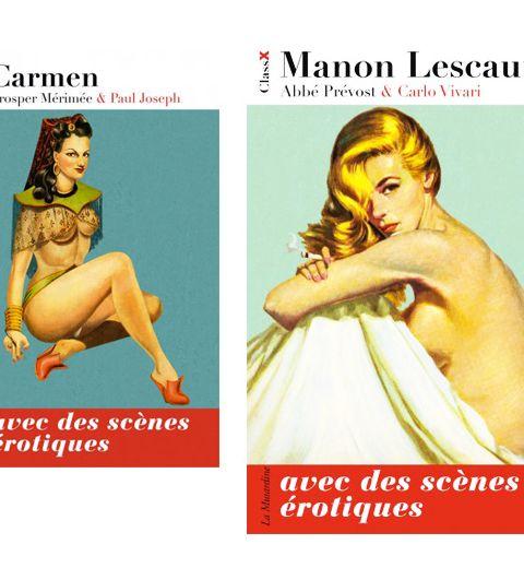 La collection ClassX de La Musardine