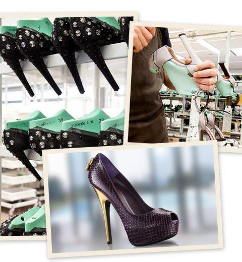 Dans les coulisses de l'usine Louis Vuitton en Italie