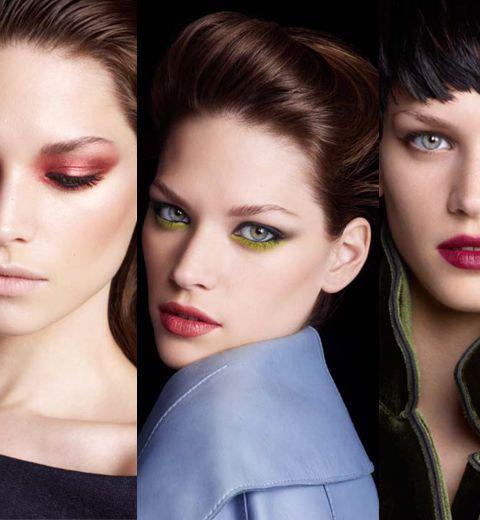 3 make-up aux couleurs de l'automne