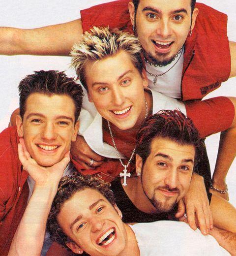 Les N'Sync et les boys bands des années 90