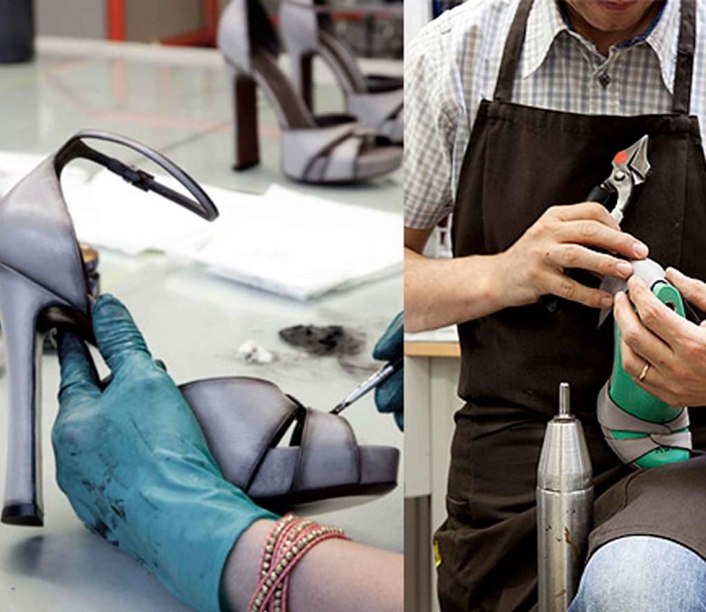 Dans les coulisses de l'usine Louis Vuitton en Italie - 4