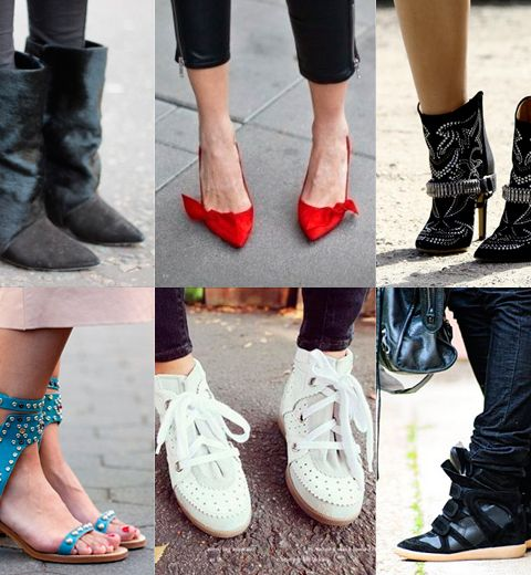 Quelles seront les futures it-shoes d'Isabel Marant ?