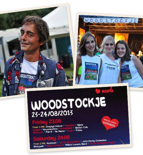 Woodstockje, le festival le plus bobo de l'été