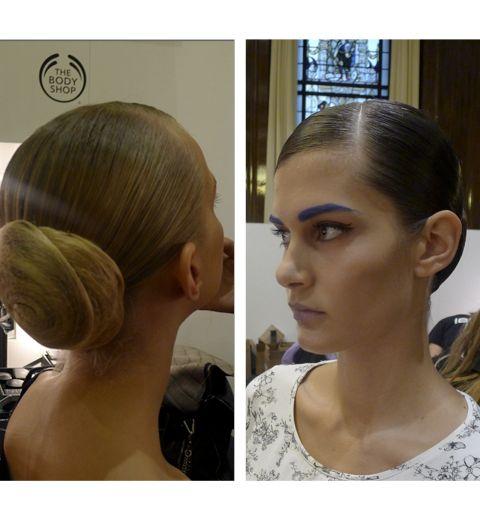 How to: le look du défilé d'Alessia Prekop