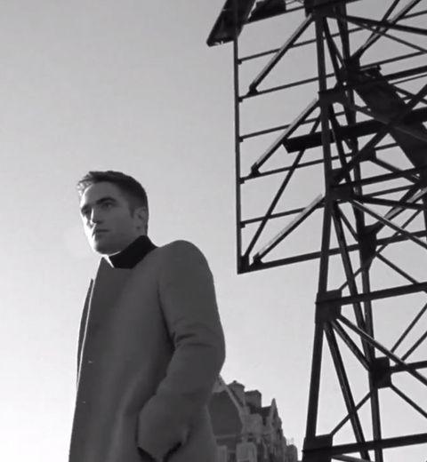 Le nouveau clip classe et sexy de Dior Homme avec Robert Pattinson