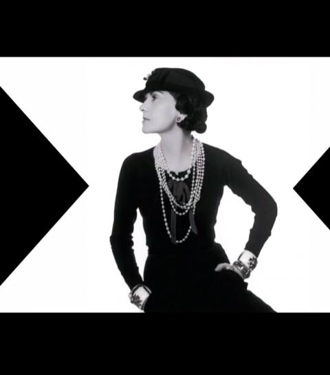 EXCLU ELLE : LA VIDEO «CHANEL SELON KARL»