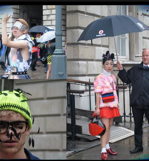 Streetstyle: les looks les plus WTF de Londres